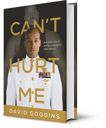 david goggins cant hurt me book cover